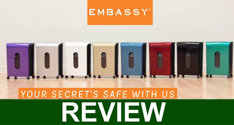 Embassy Shredder Reviews