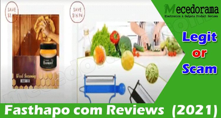Fasthapo com Reviews 2021.