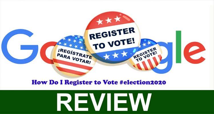 How Do I Register To Vote #Election2020 (Sep 2020)