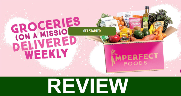 Imperfect Foods Review'