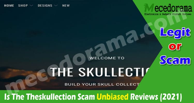 Is The Theskullection Scam {Sep} Read The Review Today!