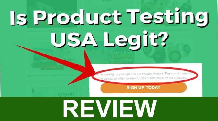 Is Us Product Testing Legit 2020