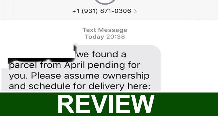 M5smz.info Usps Delivery Text Urgent Notification Message Scam 2020