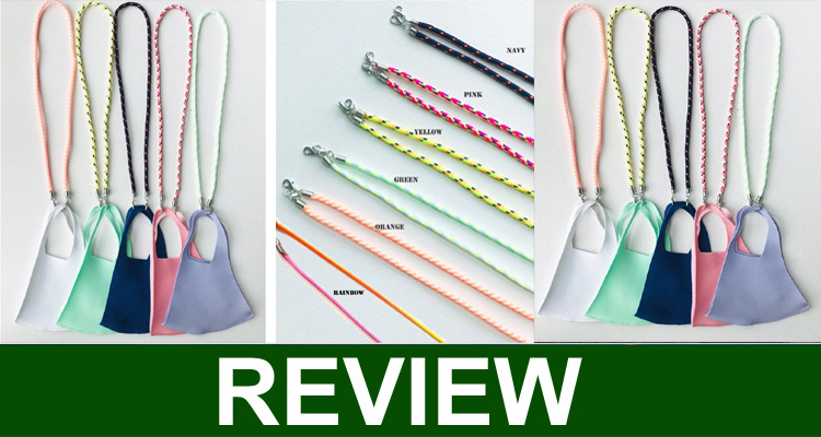 Mask Lanyard for Kids