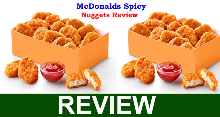 McDonalds Spicy Nuggets Review