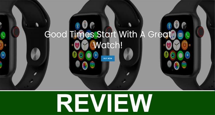 Modern Merch Smartwatch Review