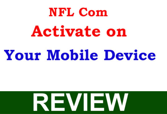 Nfl Com Activate On Your Mobile Device 2020