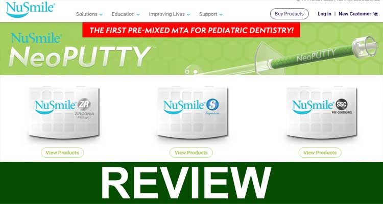 Nusmile Teeth Whitening Review