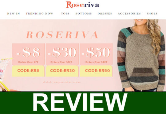 Roseriva Reviews (Sep 2020) Is It A Legit Store