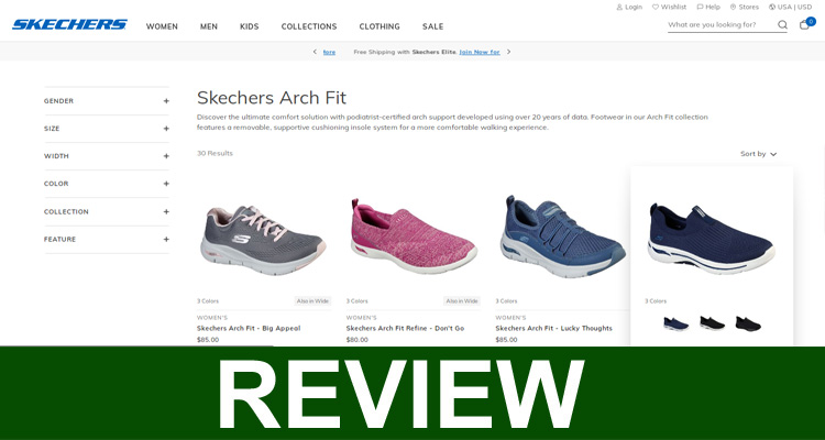 Skechers Arch Fit Review