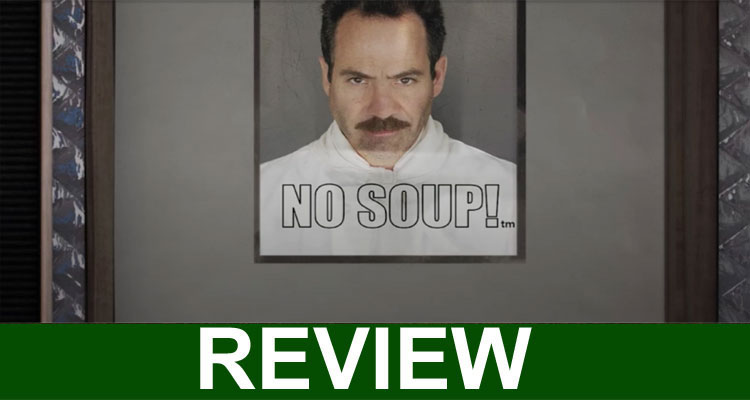 Soup Nazi Mask Reviews