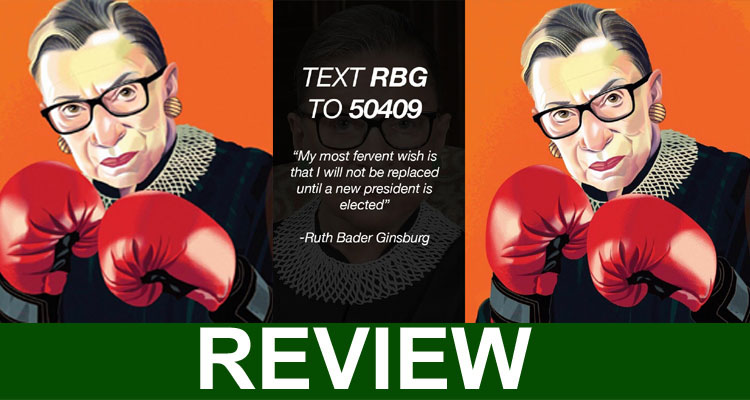 Text Rbg To 50409 Scam