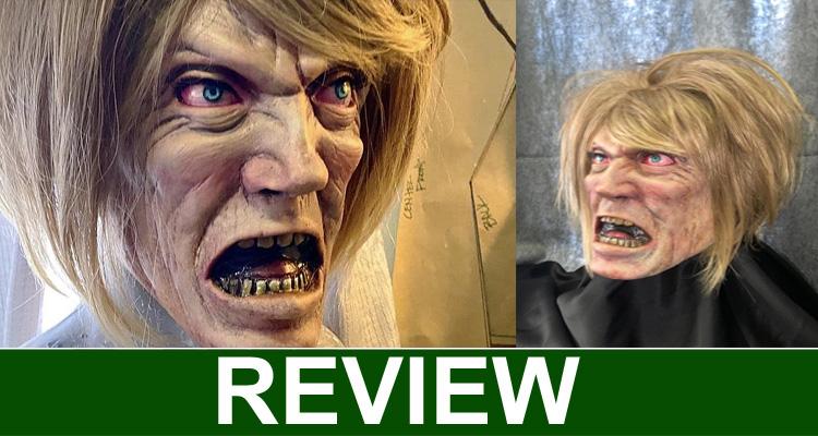 The Karen Halloween Mask