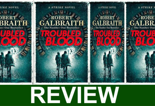 Troubled Blood Book Review 2020