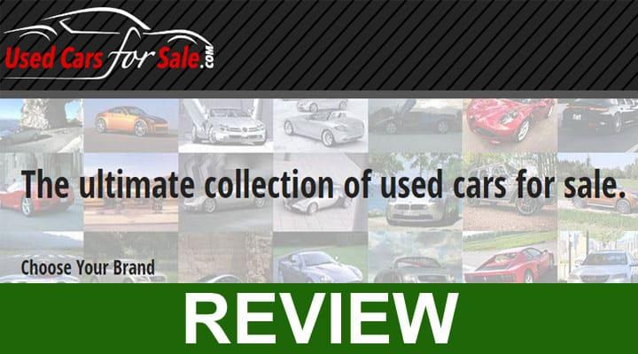Usedcarsforsale.com Reviews 2020
