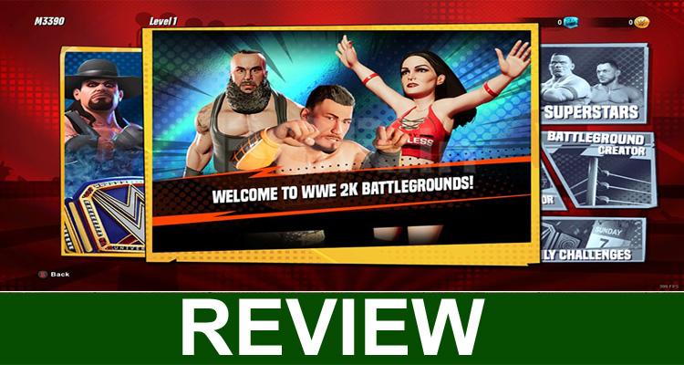 WWE Battlegrounds Review