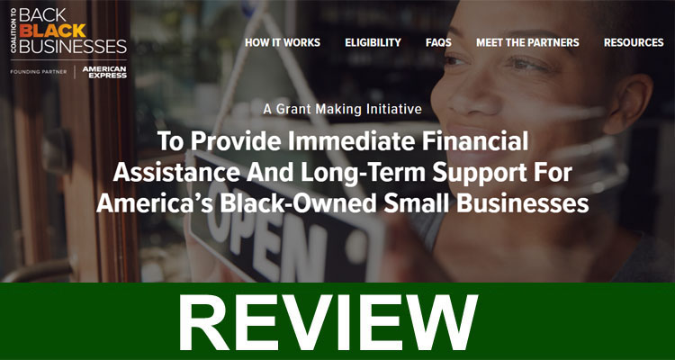 We Back Black Businesses Com (Sep 2020) Some Facts.