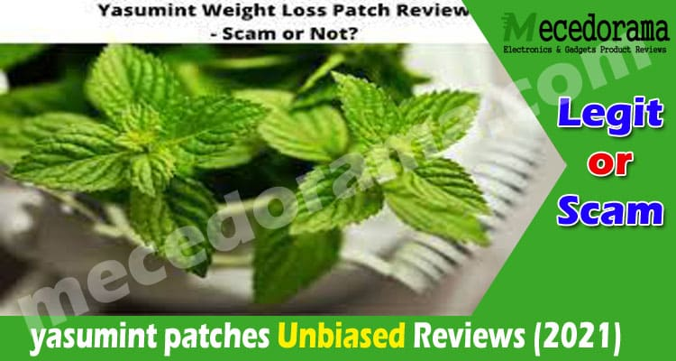 Yasumint Patches Reviews [Apr 2021] Is It Legit Product