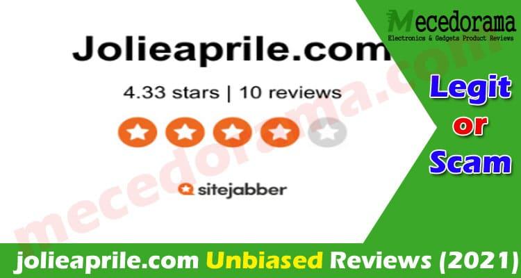 jolieaprile.com Reviews [Sep 2020] Is It A Trustworthy Site