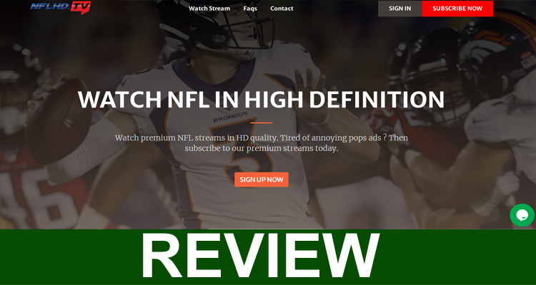 nflhd.tv Reviews