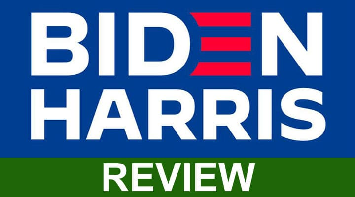 3 Red Banners in Biden 2020