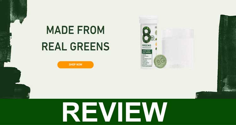 8greens Gummies Reviews 2020