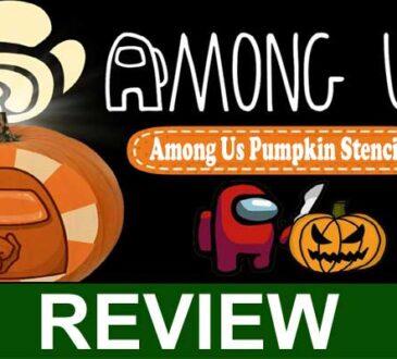 Among Us Pumpkin Stencil 2020