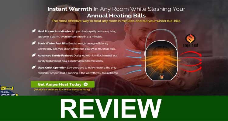 AmperHeat Heater 2020