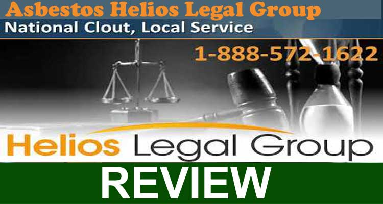 Asbestos Helios Legal Group 2020