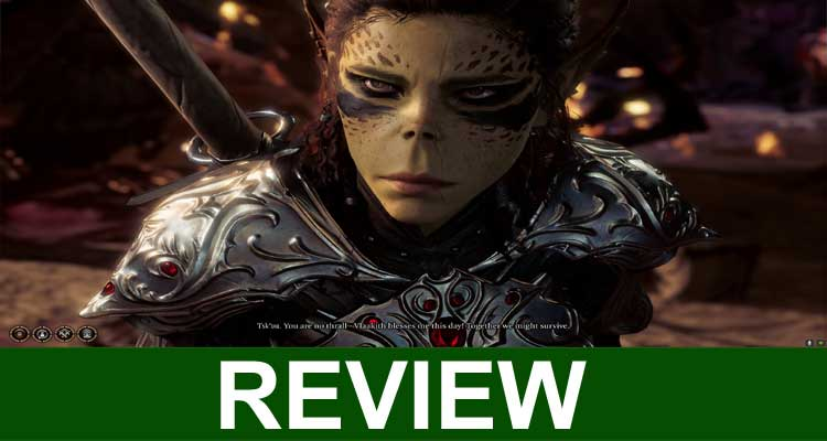 Baldurs Gate 3 review 2020