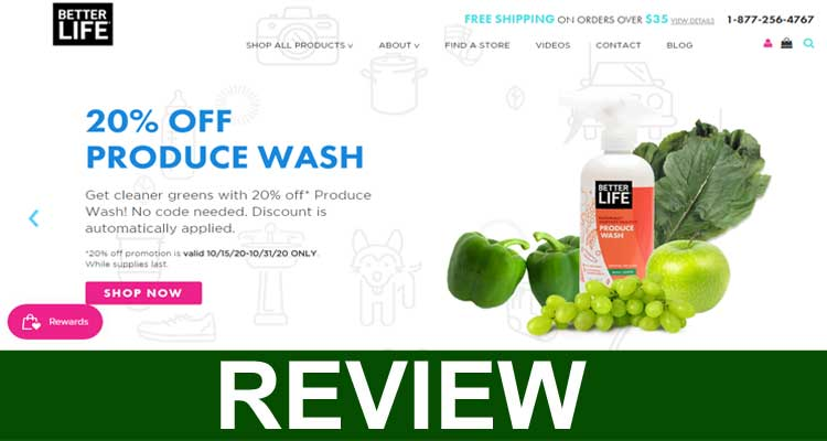 Better Life Cleaning Products Reviews 2020