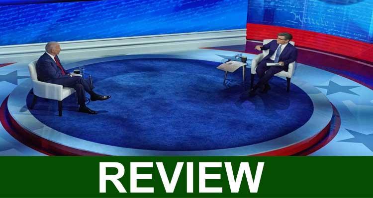 Biden Town Hall Review 2020