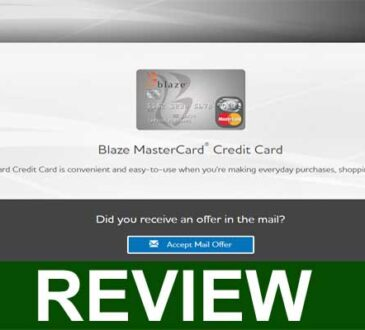 Blaze Mastercard Reviews 2020
