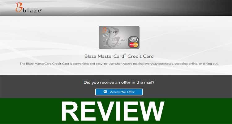 Blaze Mastercard Reviews 2020