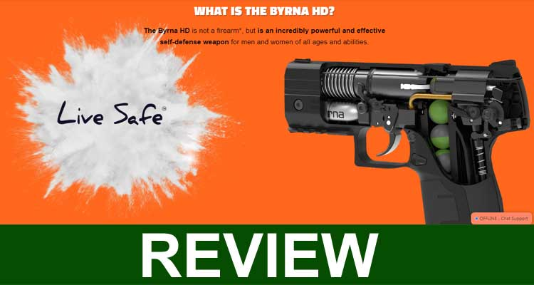 Byrna Gun Reviews 2020 .