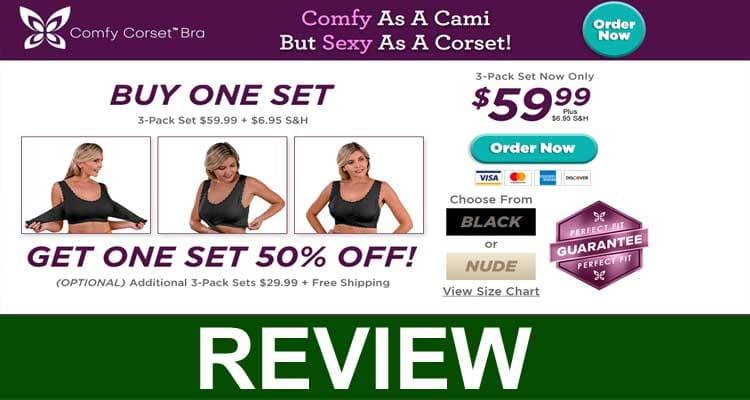 Comfy Corset Bra Reviews 2020