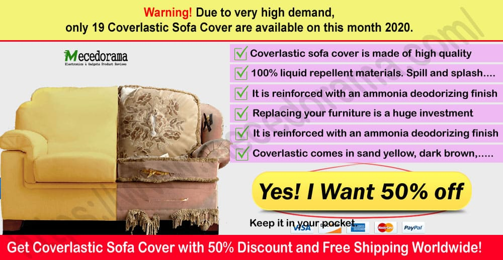 Coverlastic Sofa Cover Reviews Where to Buy