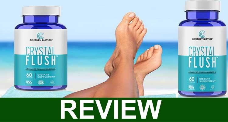 Crystal Flush Fungus Reviews 2020