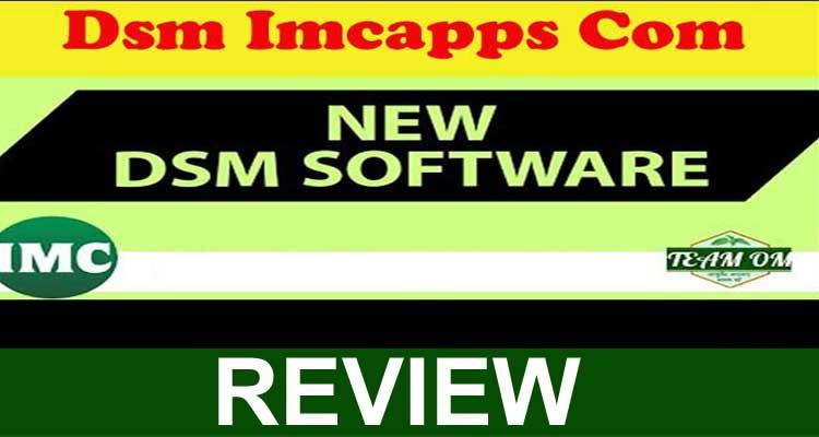 DSMImcapps.com 2020