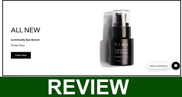 Dime Beauty Reviews 2020