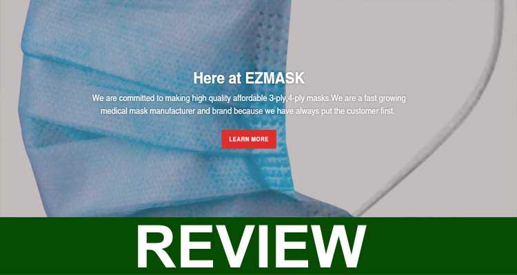 Ez Mask Reviews 2020