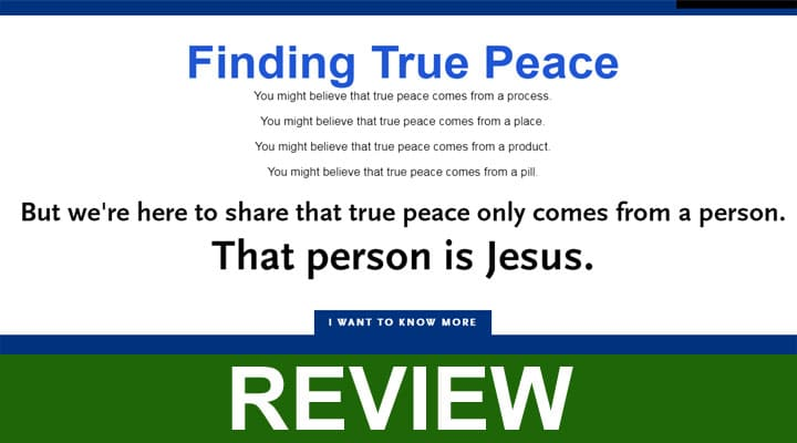Finding True Peace Reviews 2020 Mece