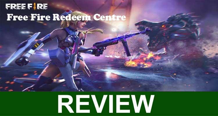 Free Fire Redeem Centre