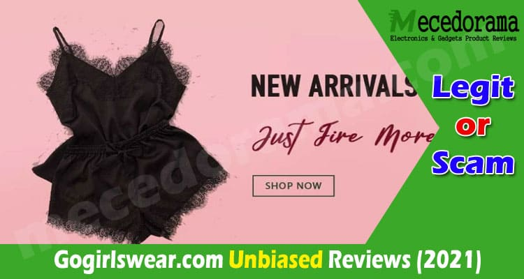 Gogirlswear.com Reviews (Jan) Is gogirlswear.com Scam