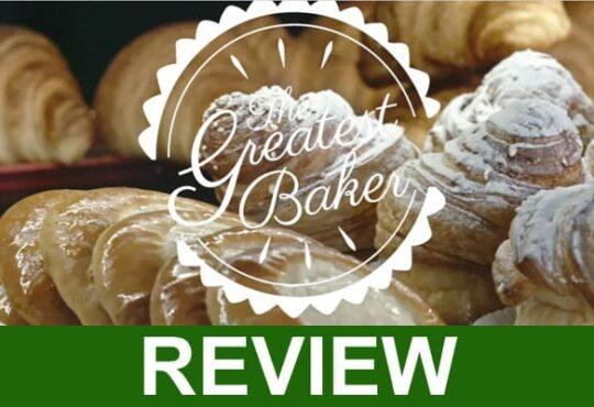 Greatest Baker com 2020 Mece