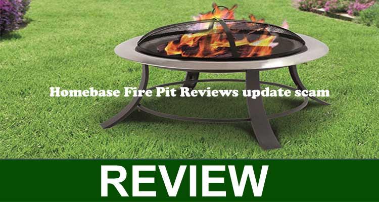 Homebase Fire Pit Reviews 2020