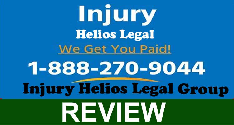 Injury Helios Legal 2020