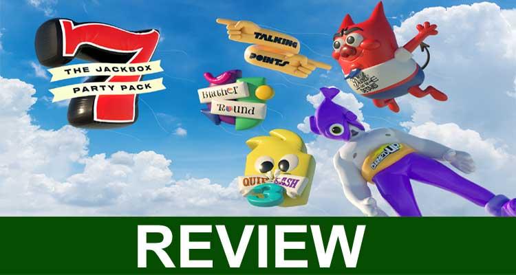Jackbox 7 Review 2020