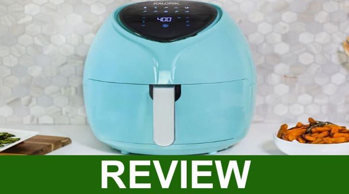 Kalorik 6.3 Quart Air Fryer Reviews