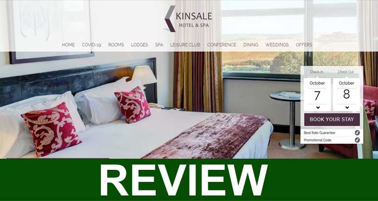 Kinsale Hotel and spa reviews 2020